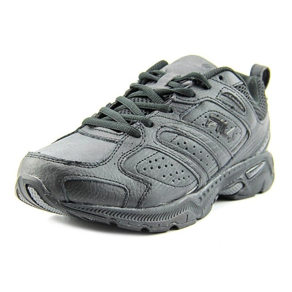 Fila Capture Men Black/Black/Blk Cross Training Shoes