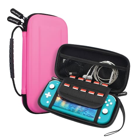 For Nintendo Switch Lite Pink Case Cover