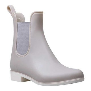 Cougar Women's Celeste Waterproof Chelsea Boot Dove Matte Rubber
