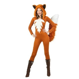 Sexy Fierce Fox Costume