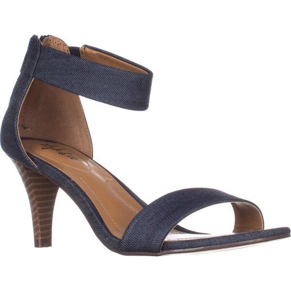 SC35 Paycee Dress Heels Sandals, Indigo
