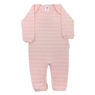 Baby Jumpsuit Unisex Striped Long Sleeve Romper Pulla Bulla Sizes 0-18 Months