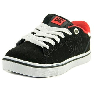 DC Shoes Notch   Round Toe Suede  Skate Shoe