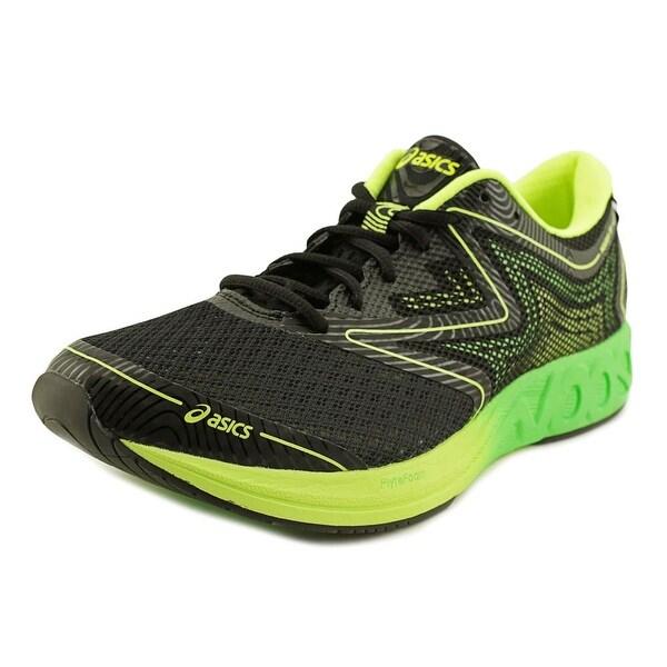 Asics Noosa FF Men Round Toe Synthetic Black Running Shoe