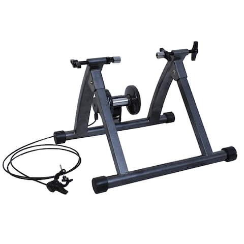 """Magnetic Exercise 5 levels of Resistance Indoor Bicycle - 21.65"""" x 15.16"""" x 18.11"""""""
