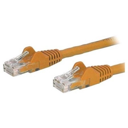 Startech - Make Gigabit Ethernet Connections With Poe Support - 30Ft Cat6 Cable - Cat6 Ethe