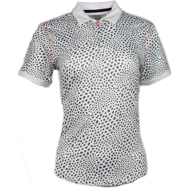 56733b1391a99 Shop Page & Tuttle Womens Gradient Animal Print Golf Casual Polo - Free  Shipping On Orders Over $45 - Overstock - 26888394