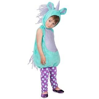 Girls Sweetie Unicorn Halloween Costume - xs (size 4)