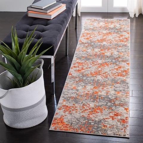Safavieh Madison Gudlin Modern Abstract Watercolor Rug