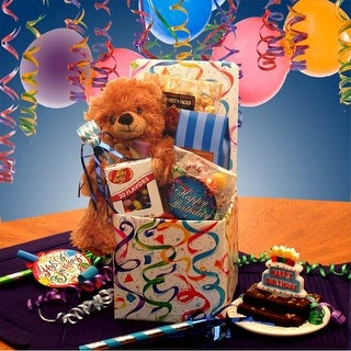 Link to Birthday Surprise Care Package Similar Items in Gourmet Food Baskets