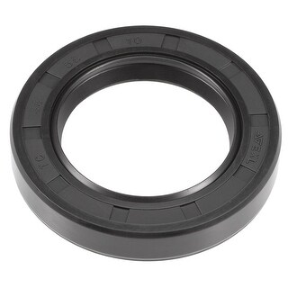 Oil Seal, TC 38mm x 58mm x 10mm, Nitrile Rubber Cover Double Lip - 38mmx58mmx10mm
