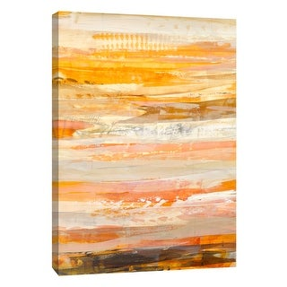 """PTM Images 9-105393  PTM Canvas Collection 10"""" x 8"""" - """"Sun Dream 2"""" Giclee Abstract Art Print on Canvas"""