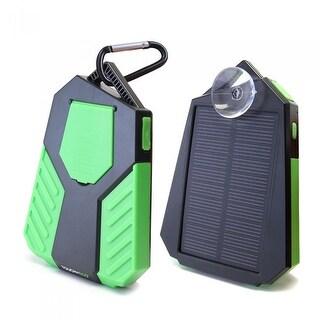 Sunvolt Dual USB Solar Smartphone/Tablet Charger