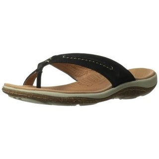 Acorn Womens Toe Loop Slide Thong Sandals