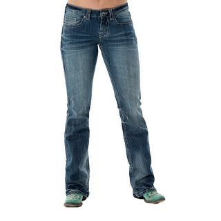 Cowgirl Tuff Western Denim Jeans Womens Brave Wings Medium Wash JBWSIL|https://ak1.ostkcdn.com/images/products/is/images/direct/a51933c702401ec90475ddcdd32f6a9529d42b59/Cowgirl-Tuff-Western-Denim-Jeans-Womens-Brave-Wings-Medium-Wash-JBWSIL.jpg?impolicy=medium