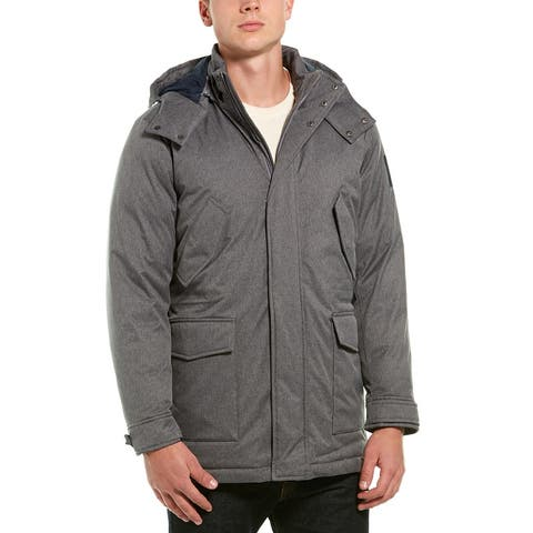 Brooks Brothers Hooded Down Parka - 03/015