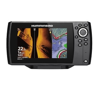 Link to Humminbird 410950-1NAV HELIX 7 CHIRP Mega SI Fishfinder/GPS Combo G3 Similar Items in Fish Finders & Electronics