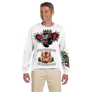 Men's Sweatshirt Conor Mcgregor Tattoos Inspired Cool Top