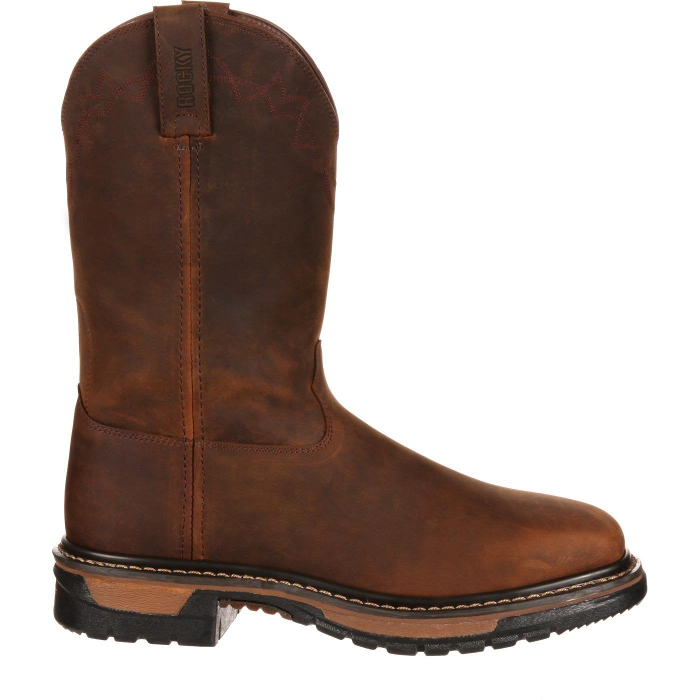 factory outlets detailed look promo codes Rocky Original Ride Men's Western Boots, style #RKW0131