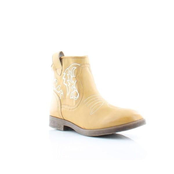 Dolce by Mojo Moxy Tally Women's Boots Buckskin - 7.5