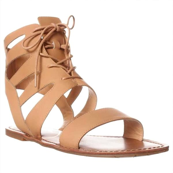 Jessica Simpson Womens Open Toe Casual Gladiator Sandals - 6.5