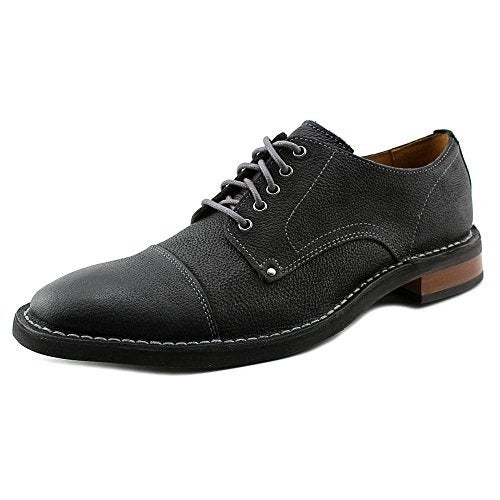 Cole Haan Canton Stch Cp Ox II Men Black Oxford