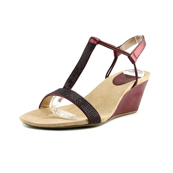 Style & Co Mulan 2 Women Raisin Sandals