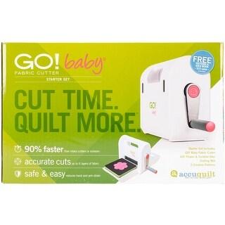 Go! Baby Fabric Cutter Starter Set