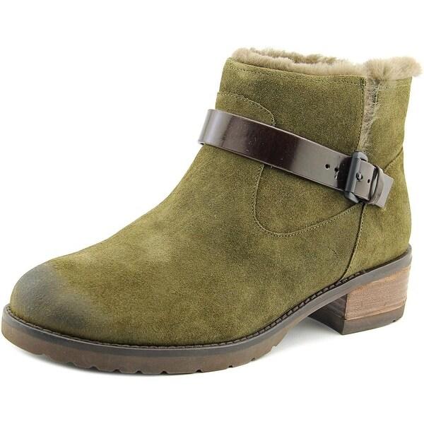 Elie Tahari Martini Women Truffle/Dk Brown Boots