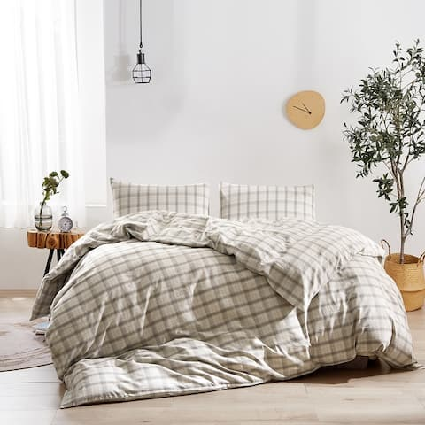 Washed Cotton Duvet Set