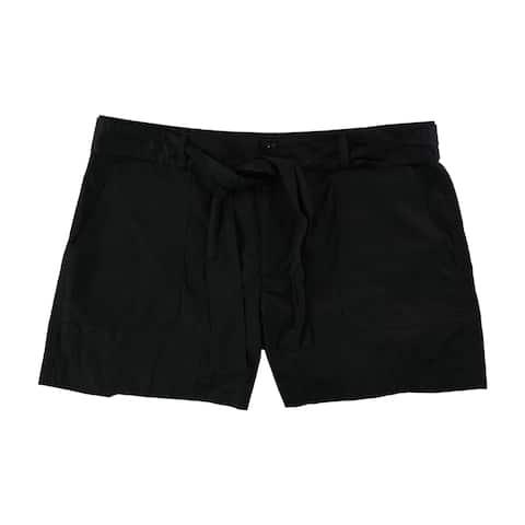 Ralph Lauren Womens Twill Casual Chino Shorts