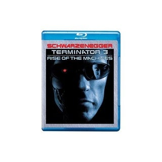 TERMINATOR 3-RISE OF THE MACHINES (BLU-RAY)