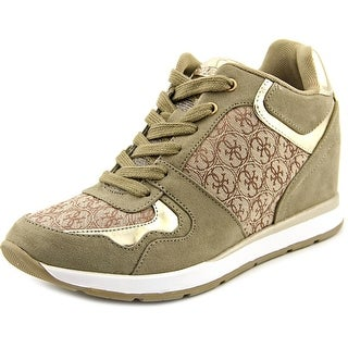 Guess Laceyy5 Canvas Fashion Sneakers