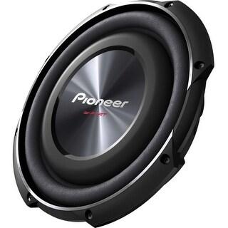 Pioneer TSSW2502S4 Pioneer TS-SW2502S4 Woofer - 300 W RMS - 1200 W PMPO - 20 Hz to 125 Hz - 4 Ohm - 91 dB Sensitivity -