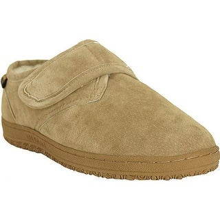 Old Friend Men's Adjustable Closure Bootee Chestnut