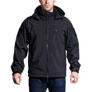 VISM by NcSTAR ALPHA TREKKER JACKET - BLACK - EXTRA LARGE