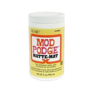 Plaid Mod Podge Matte 32oz