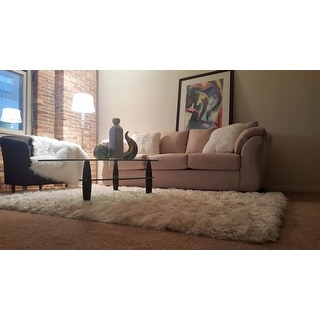 nuLOOM Solid Soft and Plush Shag Rug