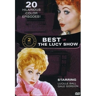 Lucille Ball - Best of the Lucy Show [2 Discs] [Tin Case] [DVD]