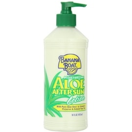 Banana Boat Aloe After Sun Lotion 16 oz