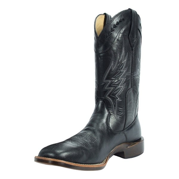Noble Outfitters Boots Mens All Around Square Toe Embroidery
