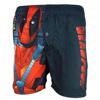 Marvel Comics Mens Deadpool Boxer Shorts