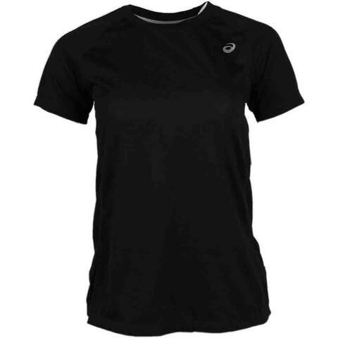 Asics Womens Team Essential Short Sleeve Athletic T-Shirt