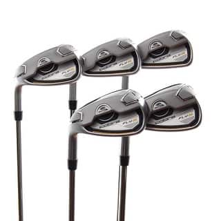 New Cobra Fly-Z Irons 6-PW LEFT HANDED w/ R-Flex True Temper Steel Shafts|https://ak1.ostkcdn.com/images/products/is/images/direct/a52b2b2dd2de27991de1739fcc6af5afa1f1fd3b/New-Cobra-Fly-Z-Irons-6-PW-LEFT-HANDED-w--R-Flex-True-Temper-Steel-Shafts.jpg?impolicy=medium