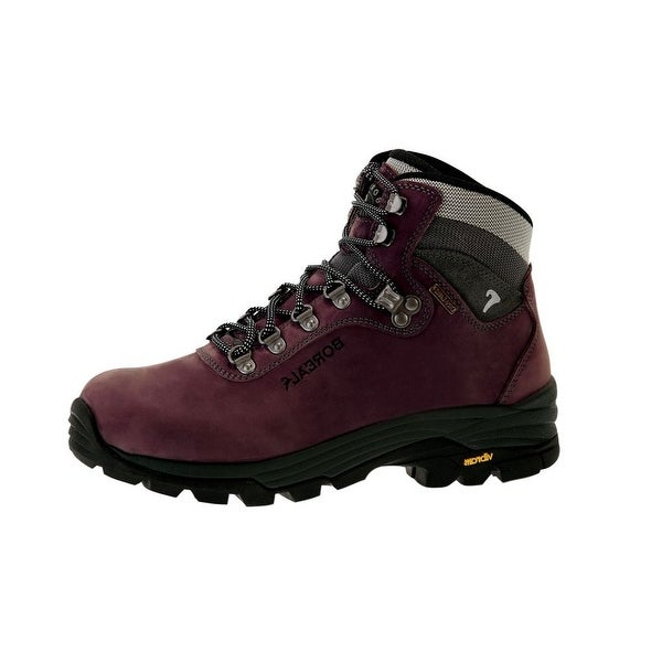 Boreal Climbing Boots Womens Lightweight Ordesa Morado Purple