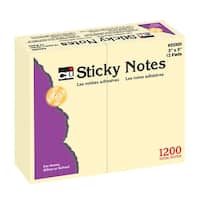 Sticky Notes 3X5 Plain