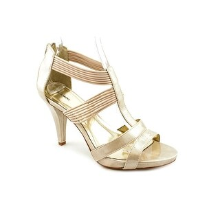 Style & Co Gabrielle Women Open Toe Synthetic Ivory Sandals