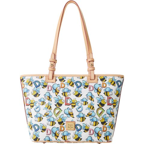 Dooney & Bourke Bumble Bee Small Leisure Shopper Tote
