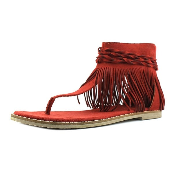 Coconuts By Matisse Juno Red Sandals