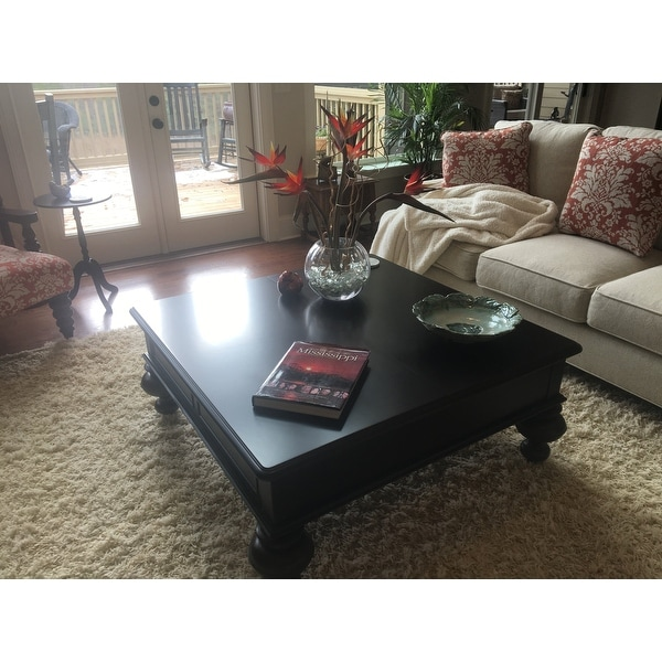 Gentil Shop Paula Deen Home Lift Top Tobacco Finish Coffee Table   Free Shipping  Today   Overstock.com   11627319